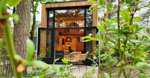 tiny house Veluw